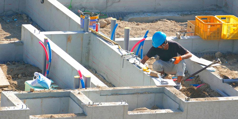 沈下修正・家の傾きの工事