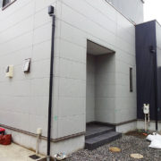 住宅の沈下修正(千葉県船橋市)